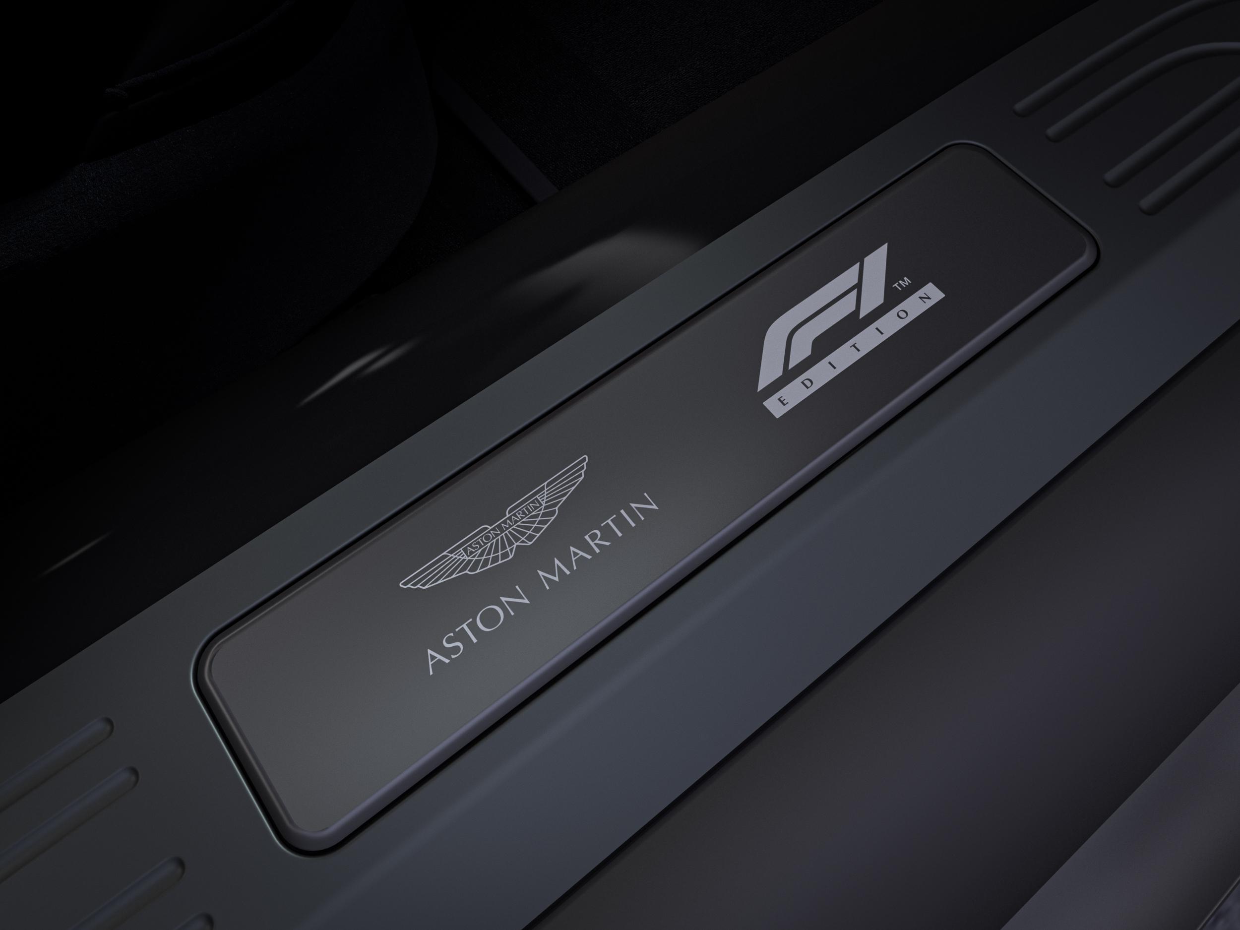 El nuevo Vantage, el regreso de Aston Martin a la Fórmula 1