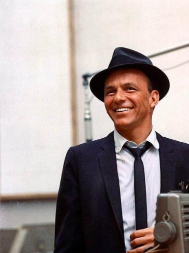 Frank Sinatra. /Foto: @clasicogentleman