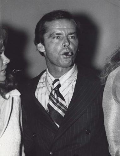 Jack Nicholson. /Foto: @clasicogentleman