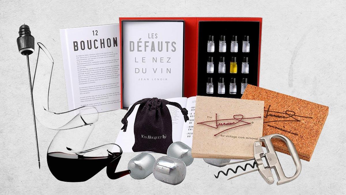 Accesorios de vino / Foto: Cool the lifestyle