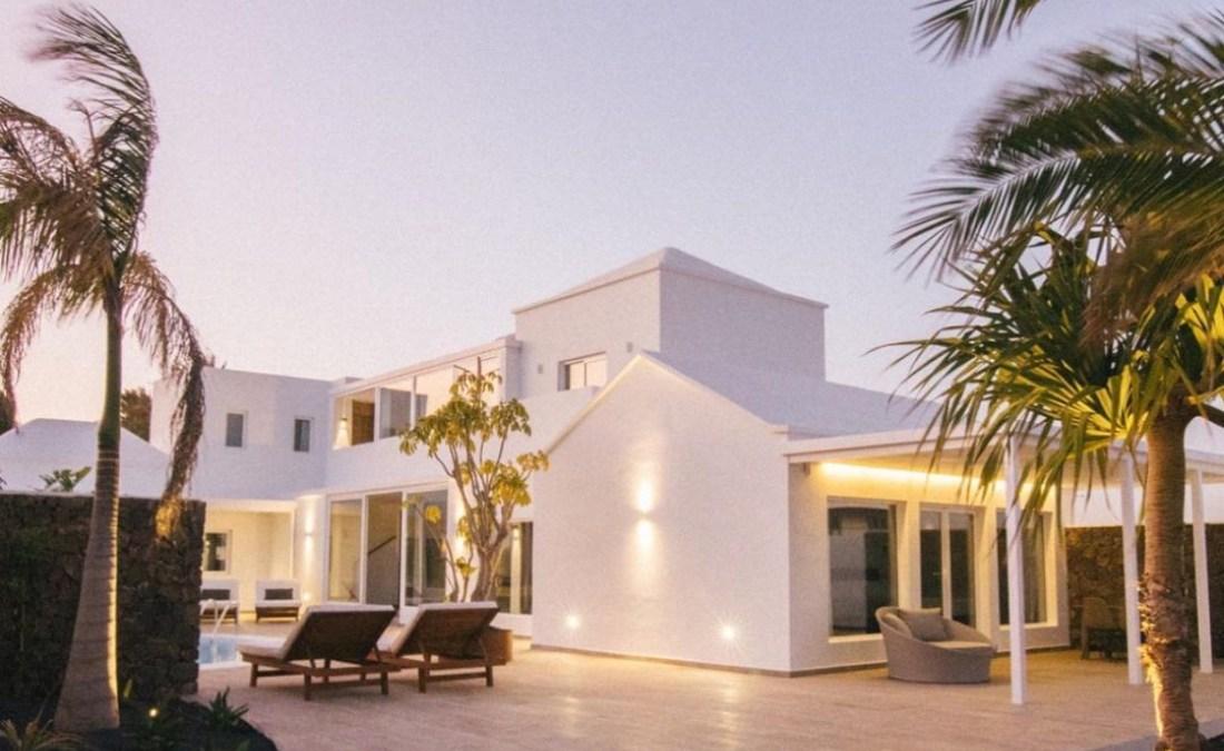 Alava Suites, el hotel minimalista de Lanzarote