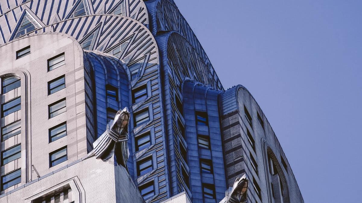 Detalle del Edificio Chrysler / Foto: Unplash