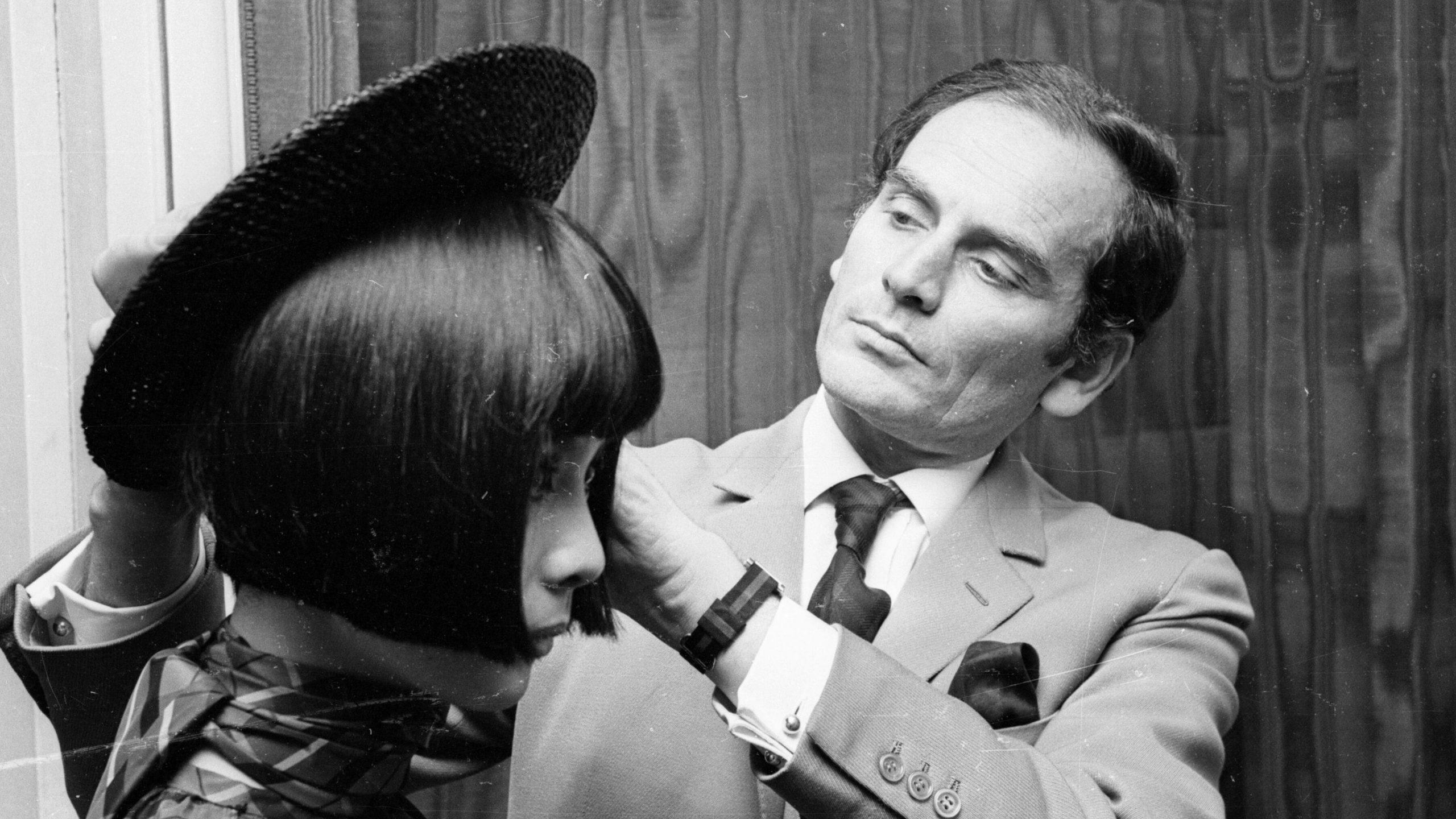 Pierre Cardin en 1965 / Foto: Getty Images