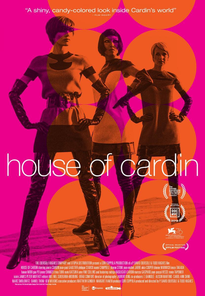 Cartel de House of Cardin / Foto: Netflix