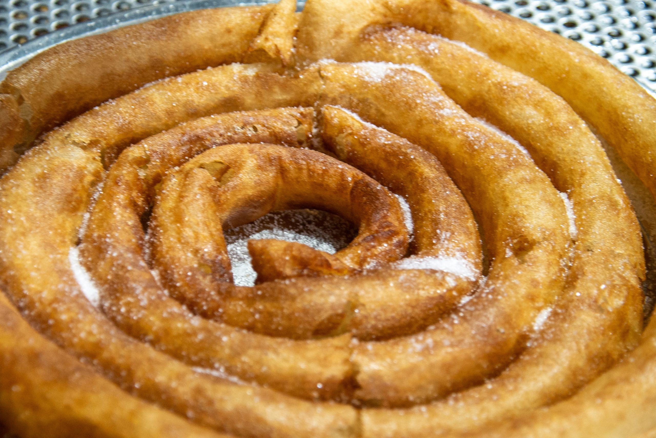 Los 'churros tejerinos' de San Ginés Marbella