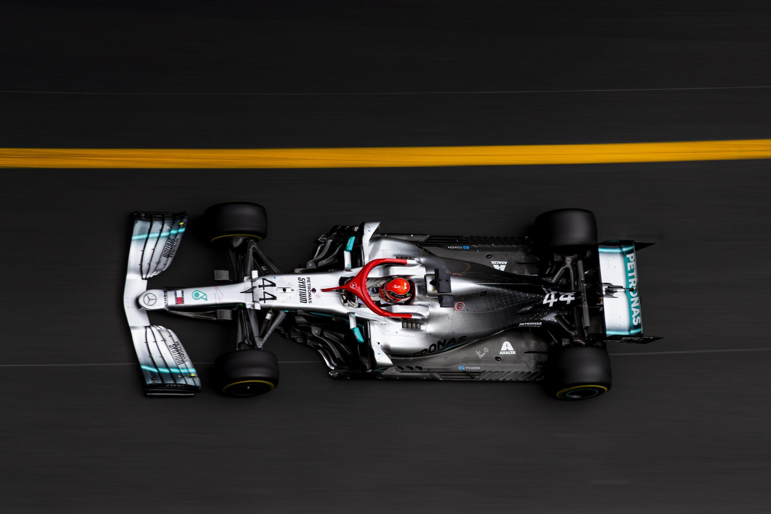 Lewis Hamilton Mercedes F1/Foto: Getty