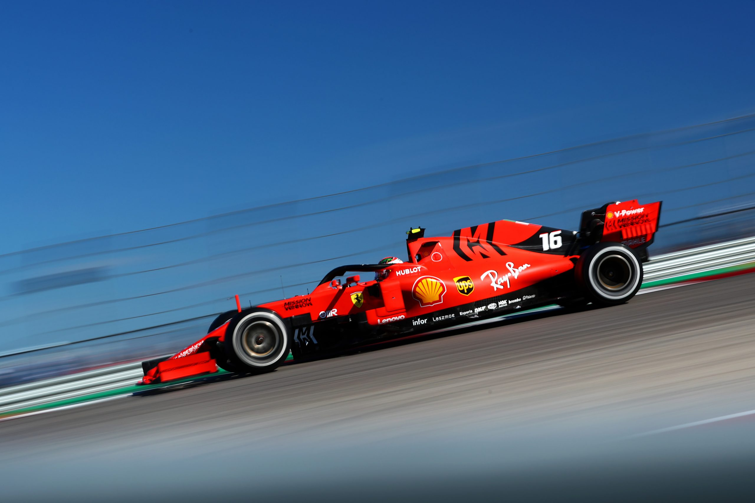 Scuderia Ferrari SF90/Foto: Getty Images