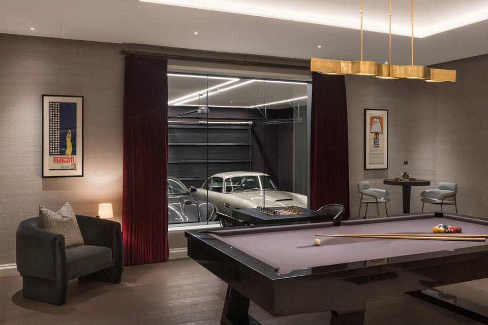 Interior de Apartment 0.07