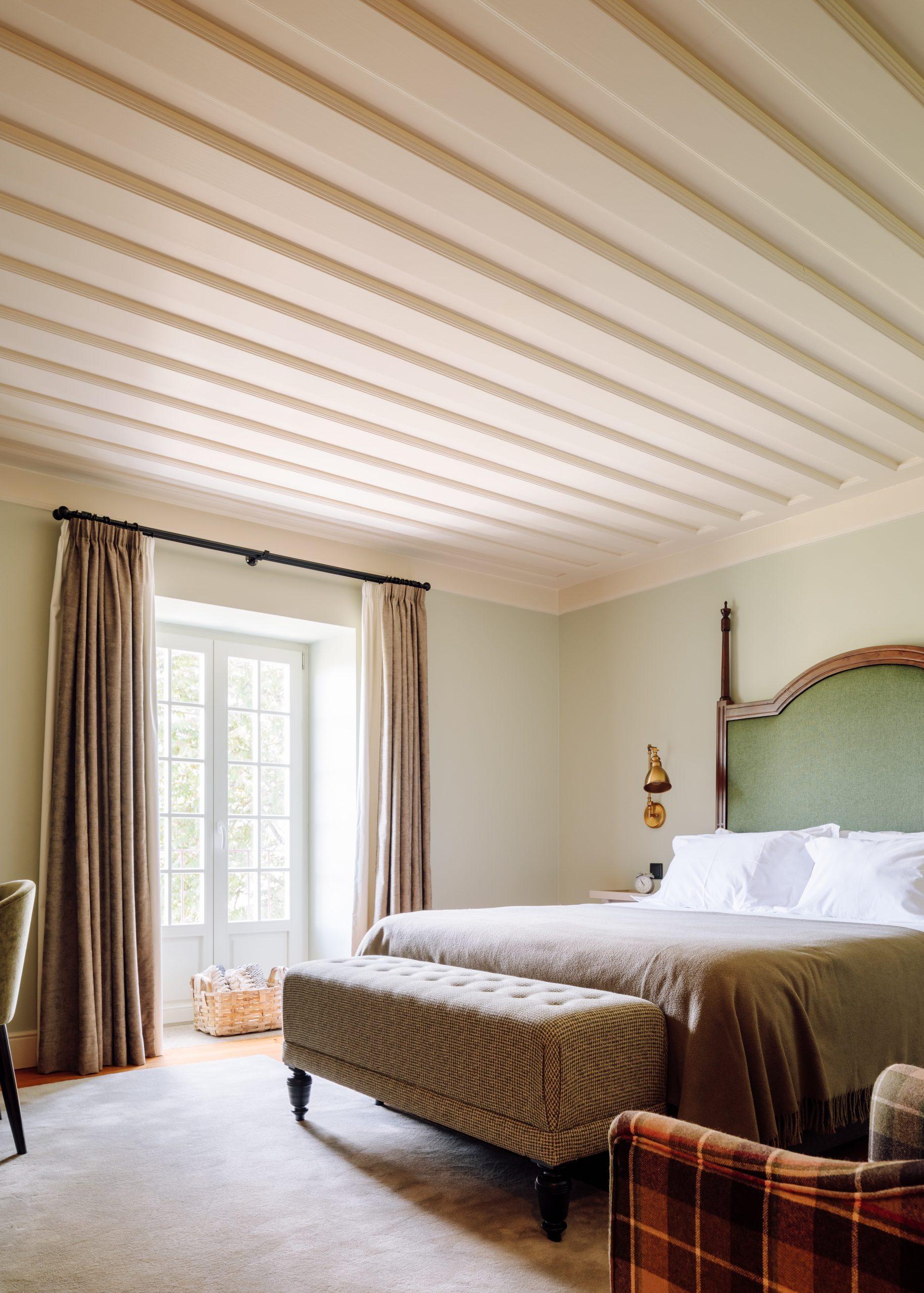 Una de las habitaciones del hotel / Foto: Quinta Nova