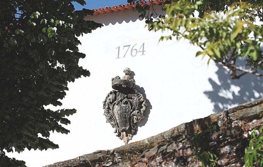 Data de 1764 / Foto: Quinta Nova