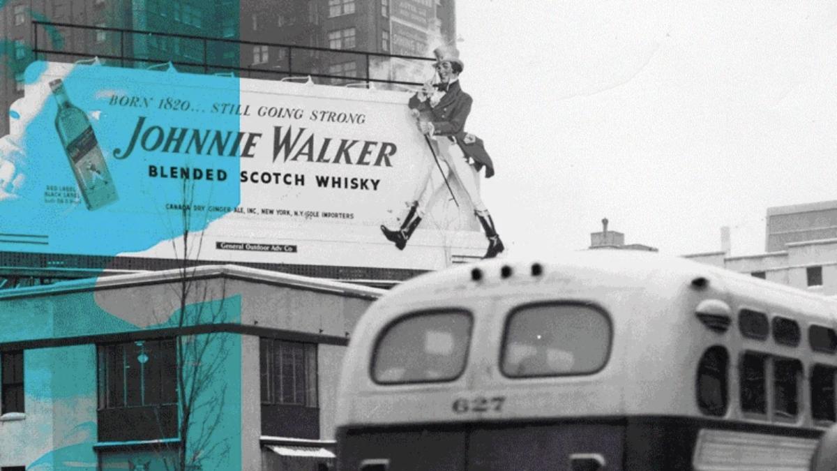 Poster de Jonnie Walker