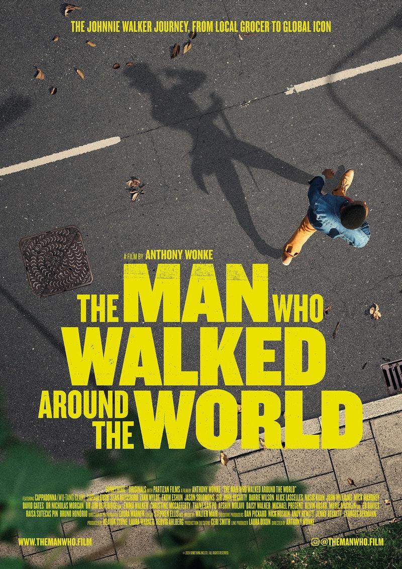 """""""El Hombre que recorrió el mundo."""""""