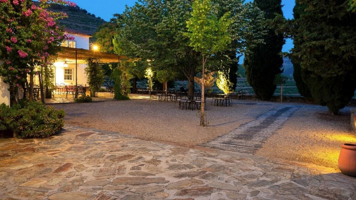 Quinta Nova, el hotel del Duero de más de 200 años de historia