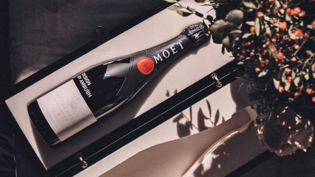 Moët & Chandon x Ambush. /Foto: Moët & Chandon