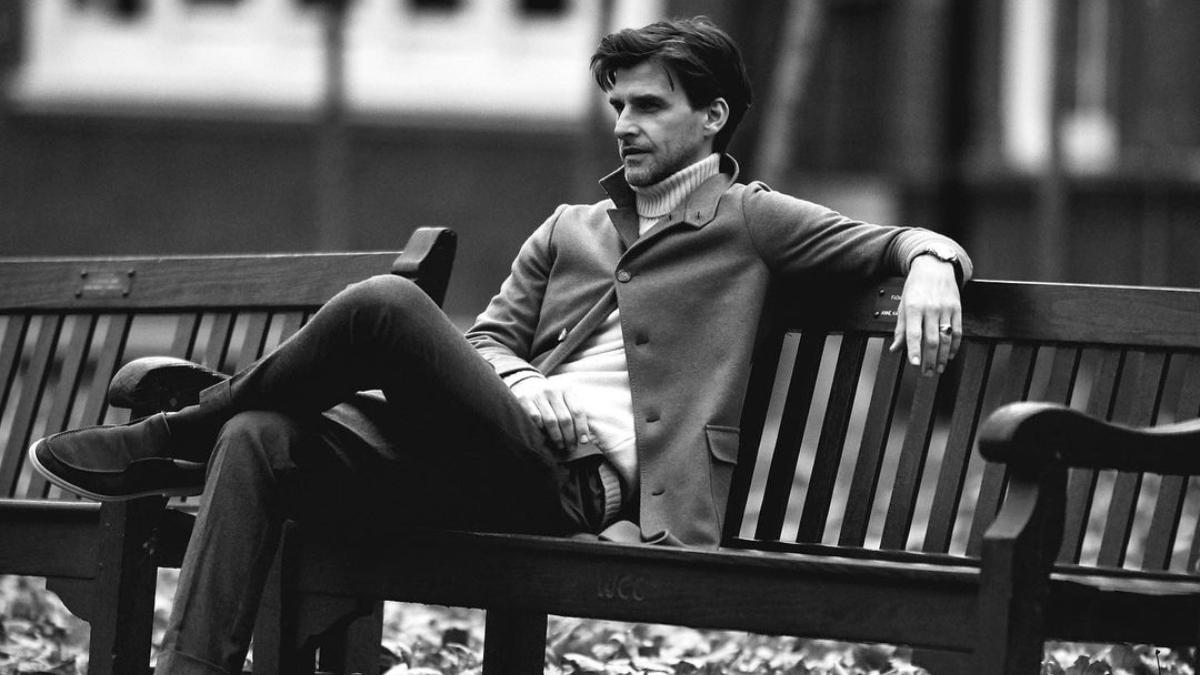 Modelo Johannes Huebl / Foto: Instagram