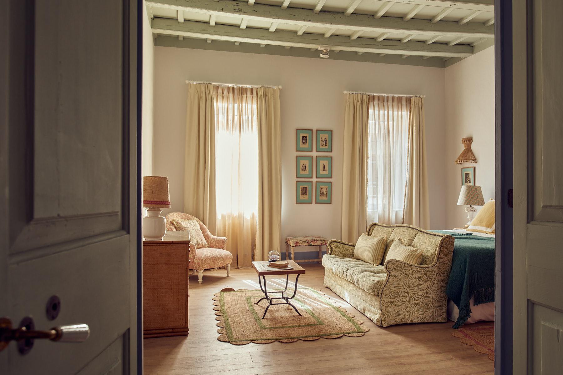 Cristine Bedford, hotel boutique de Mahón, Menorca