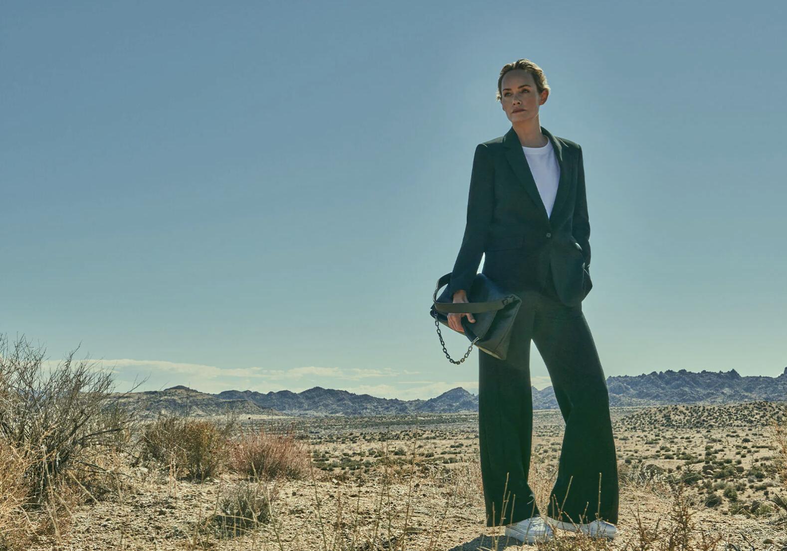 Amanda de Cadenet./Foto: Karl Lagerfeld