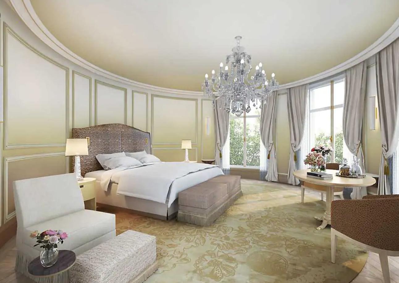 Una de las suites del hotel / Foto: Mandarin Oriental Ritz