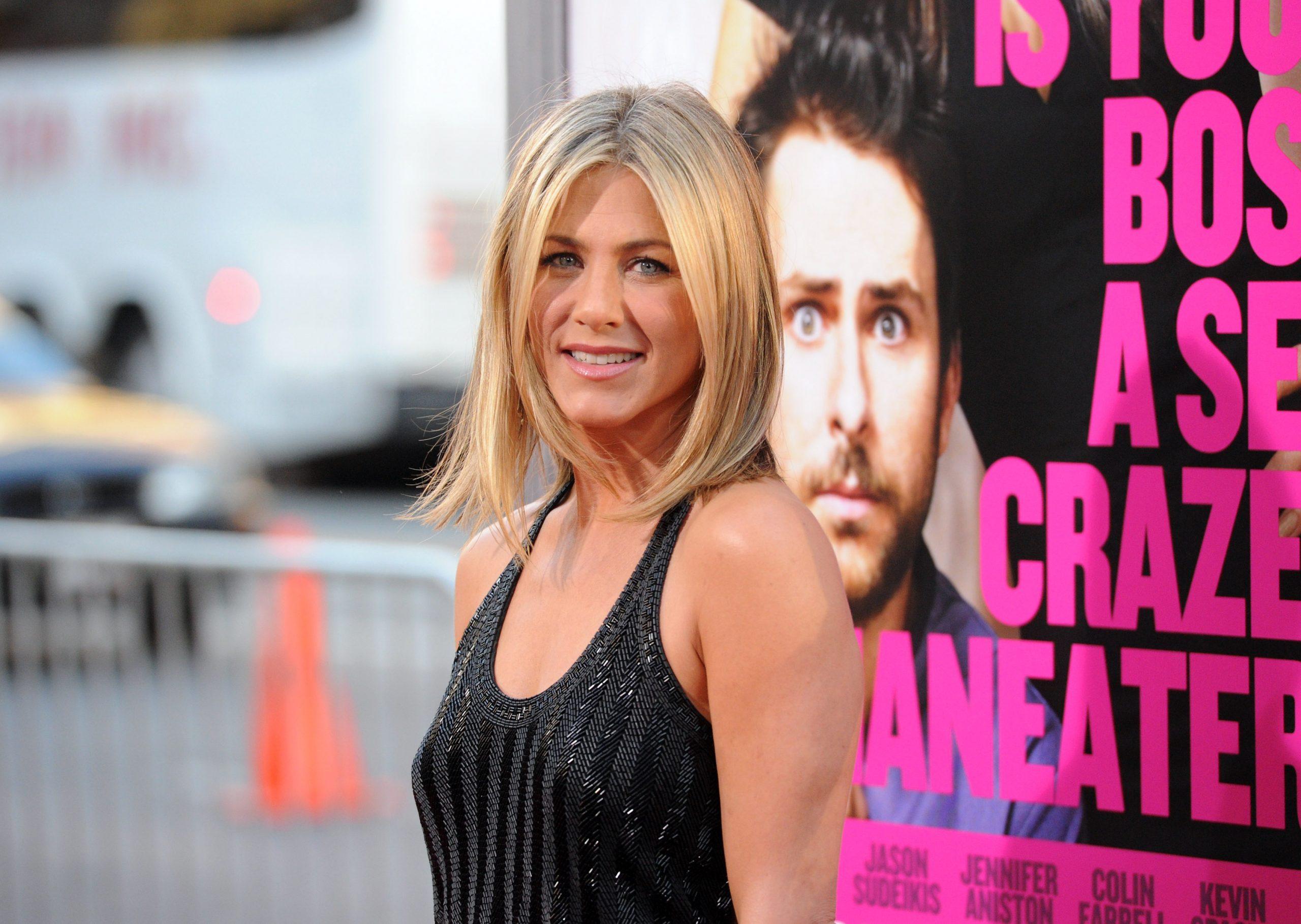 Descubrimos el secreto de las icónicas mechas de Jennifer Aniston