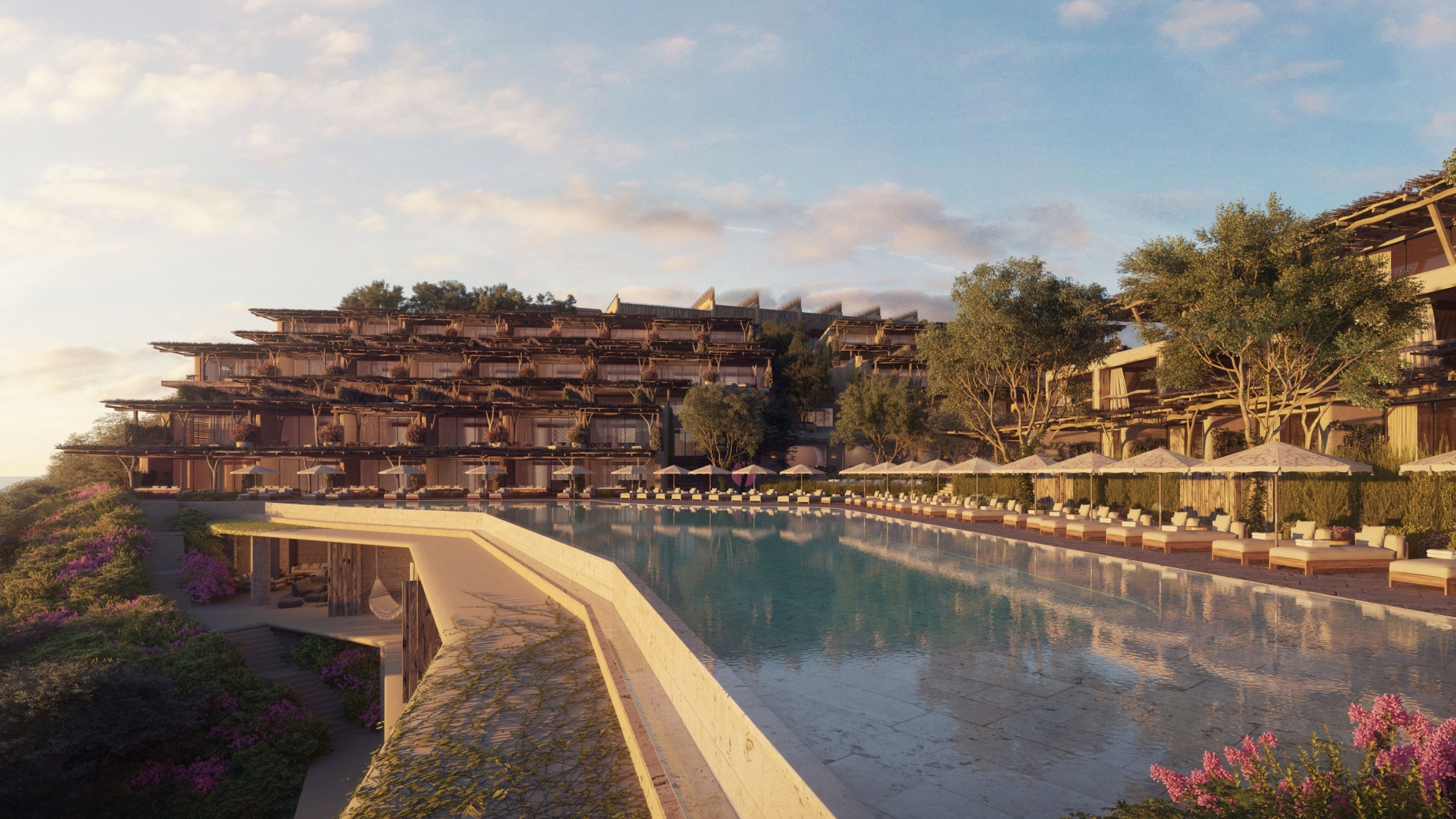 La piscina de Six Senses Ibiza / Foto: Six Senses