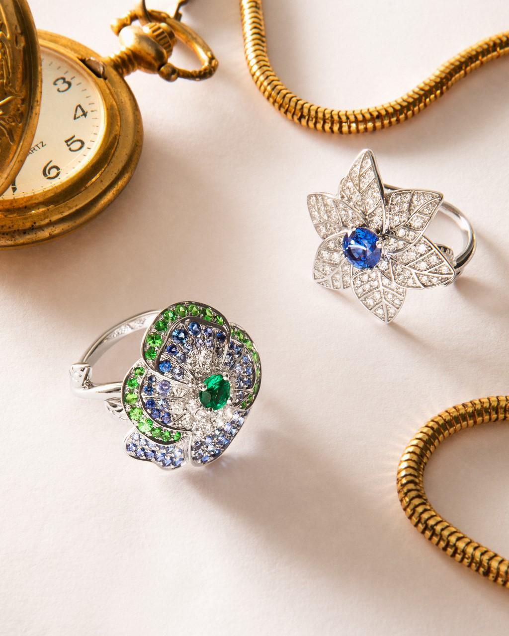 Algunas de las joyas de la colección / Foto: Suarez