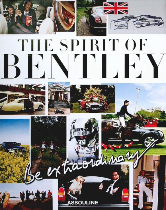 The Spirit of Bentley / Foto: Farfetch