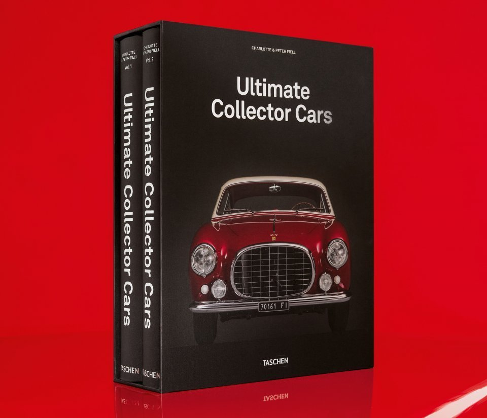 Ultimate collector cars / Foto: Taschen