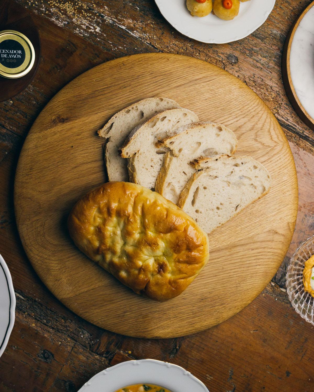 Los panes / Foto: Cenador de Amós