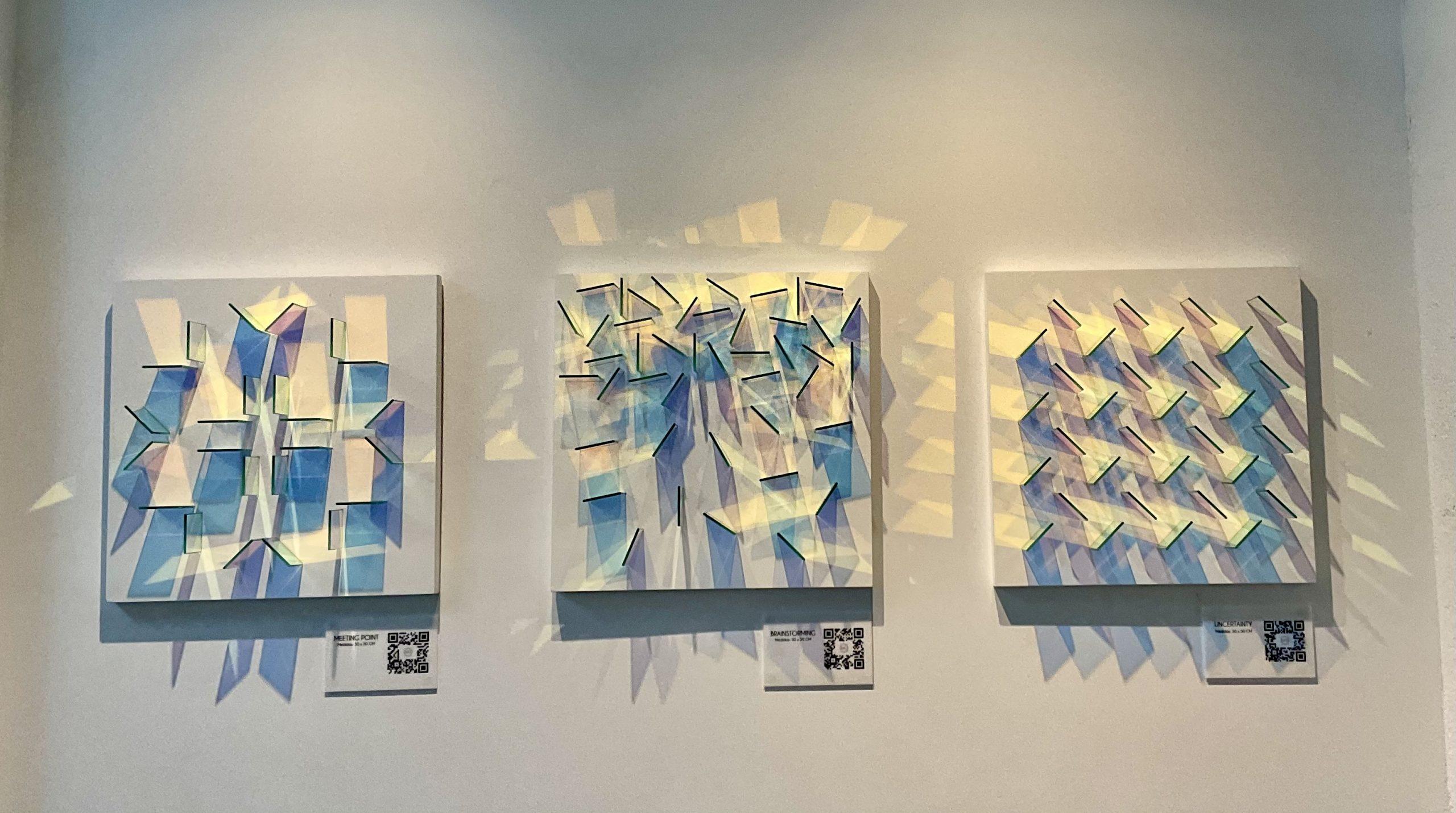 El arte 'inconfinable' de Mercedes Guenun