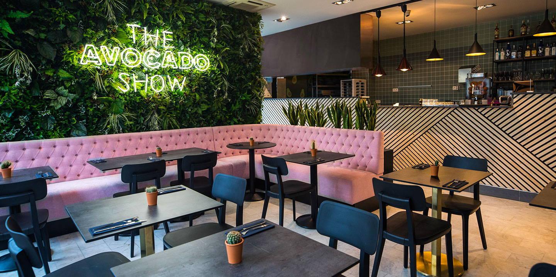 The Avocado Show: platos «instagrameables» a base de aguacate