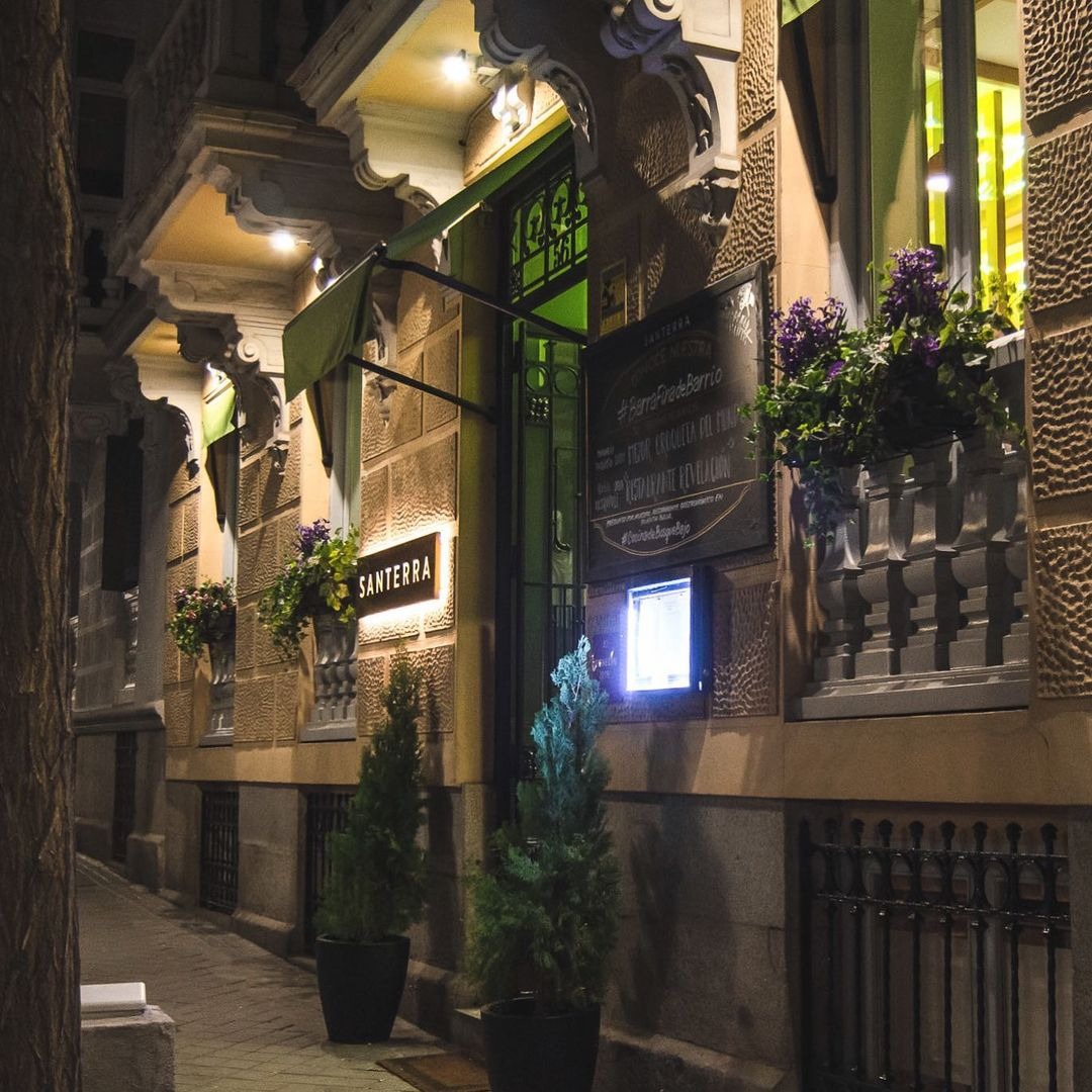 Restaurante Santerra