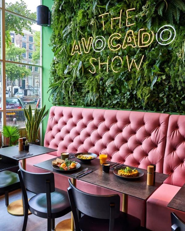 The Avocado Show en Amsterdam