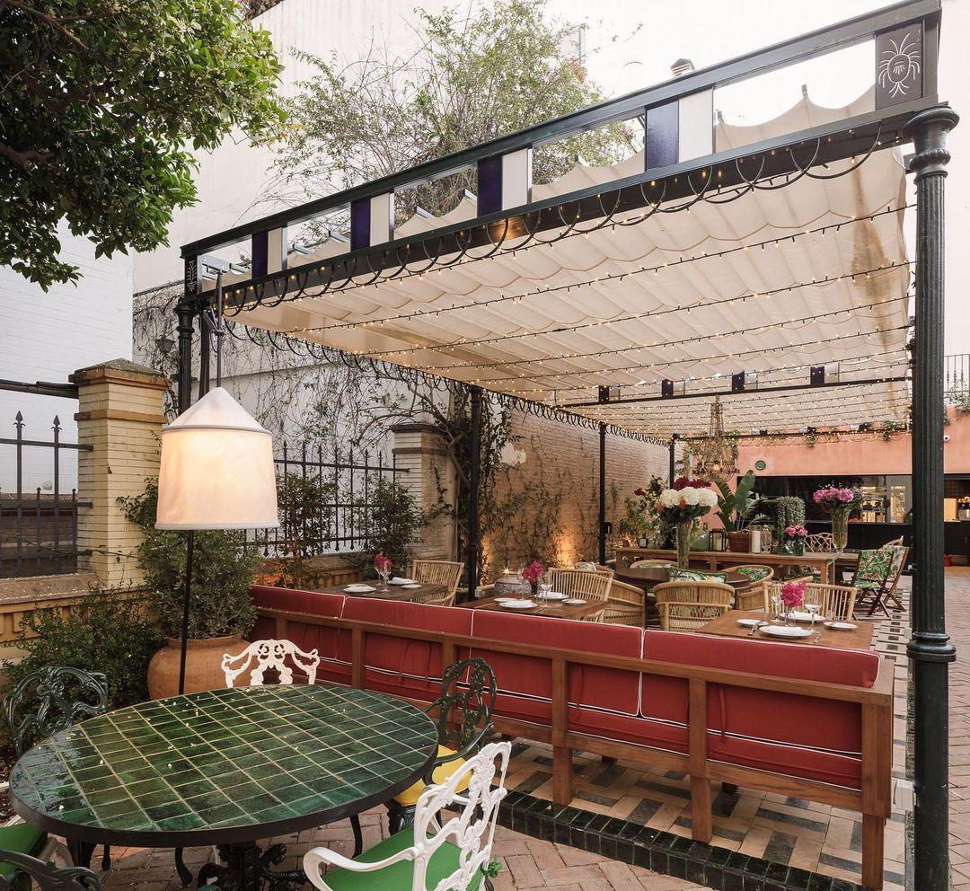La terraza / Foto: Villa Ozama