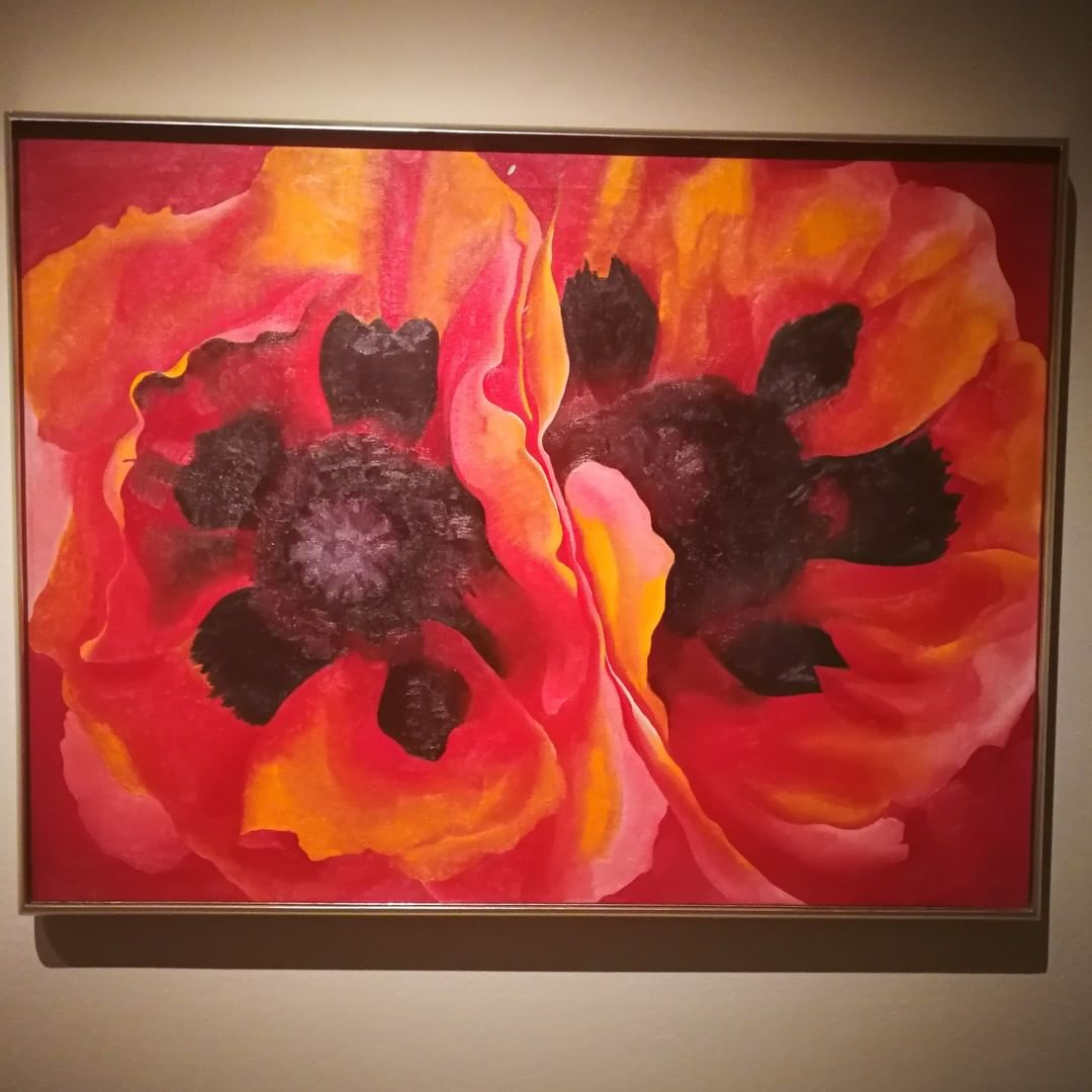 Obra de Georgia O'Keeffe