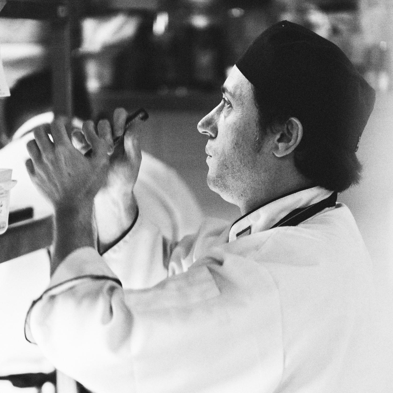La cocina / Foto: Quispe