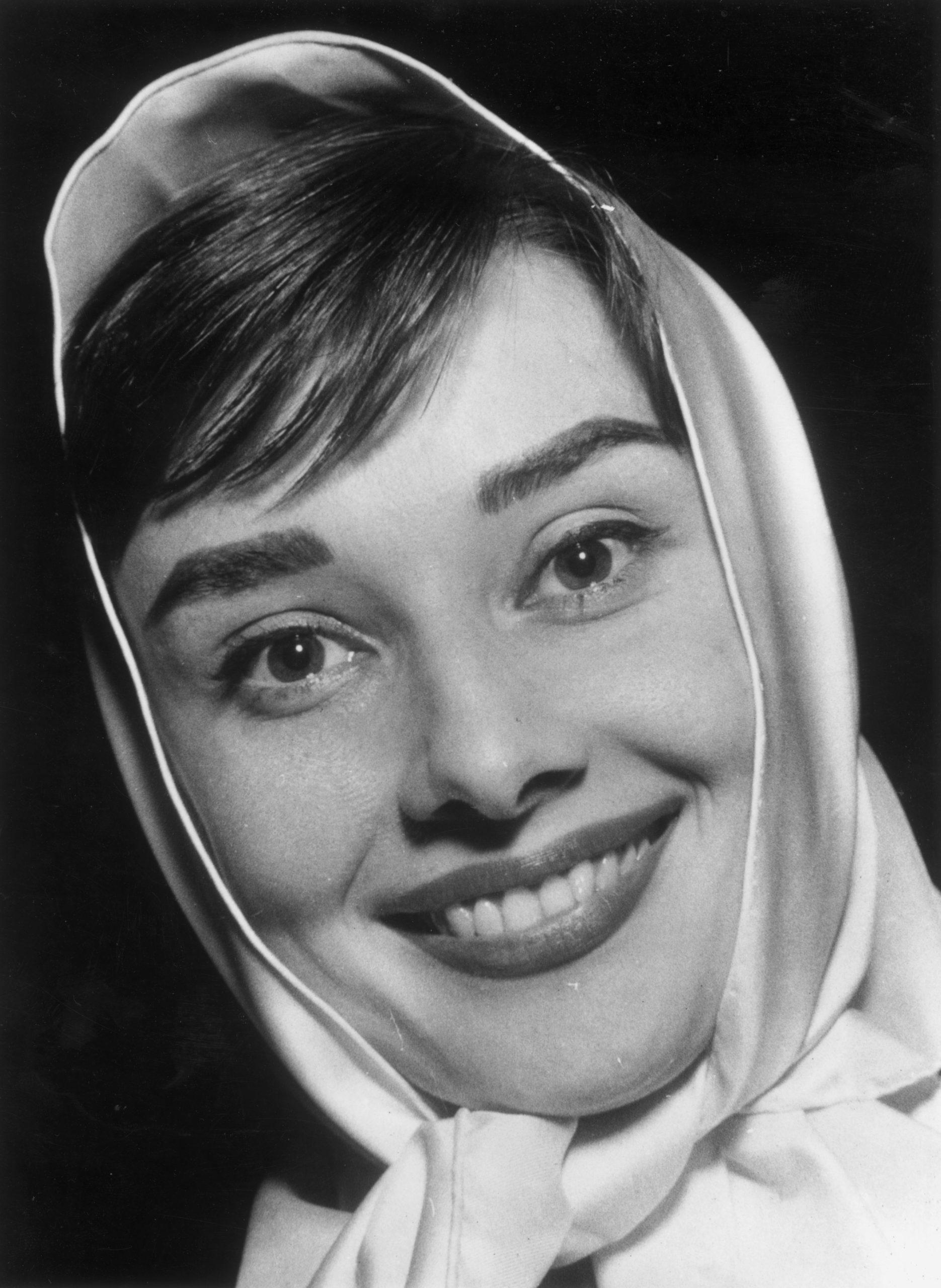 Audrey Hepburn en 1955 / Foto: Getty Images