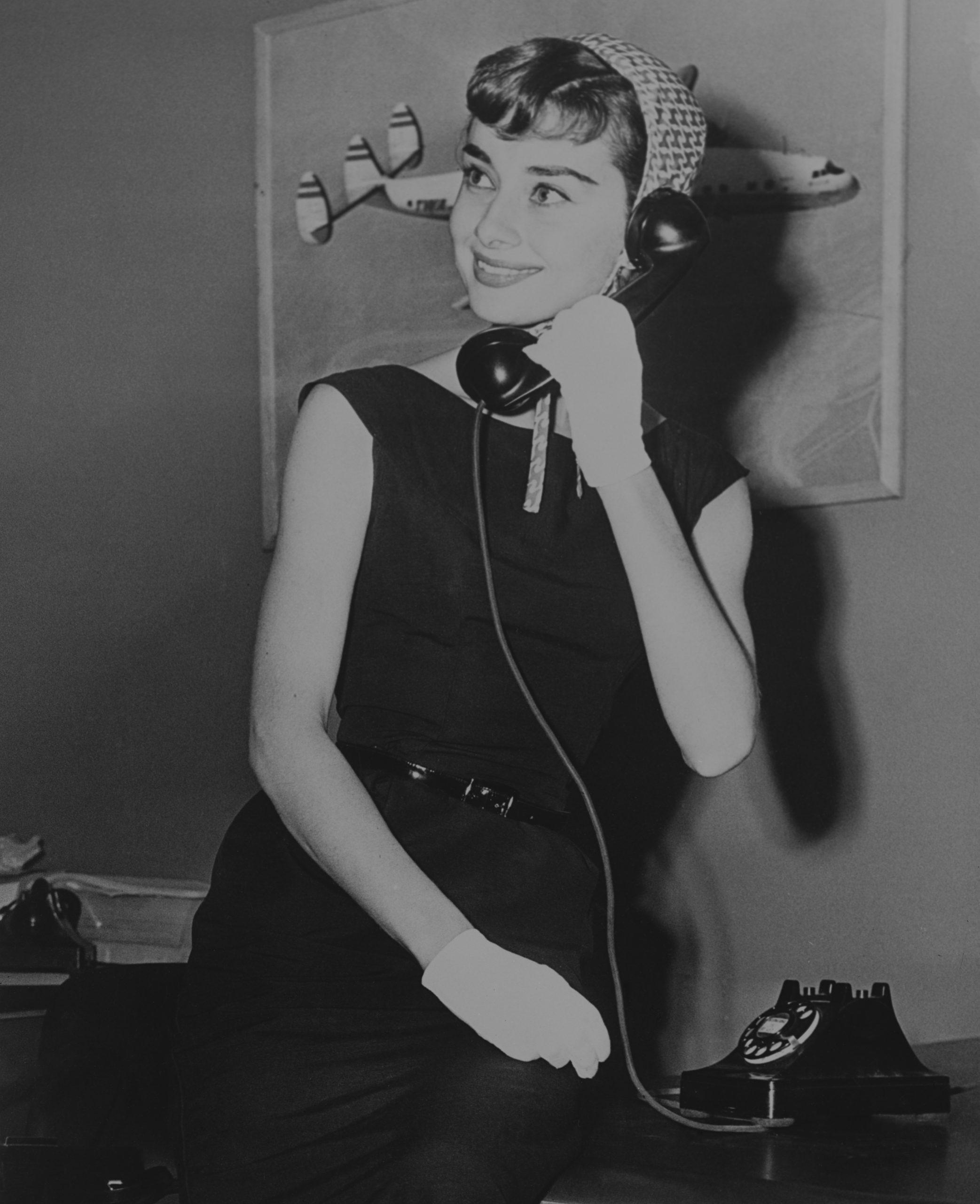 Audrey Hepburn en 1953 / Foto: Getty Images