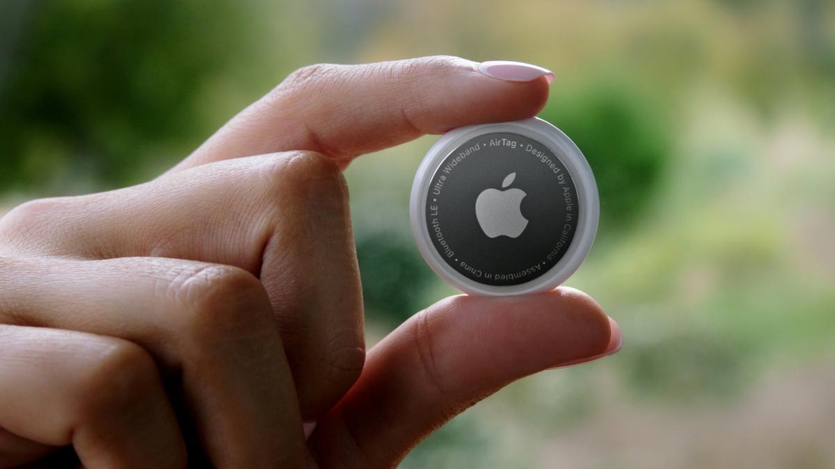 Airtags/Foto: Apple