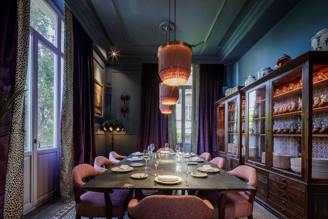 Casa Ozama, el restaurante de moda de Sevilla