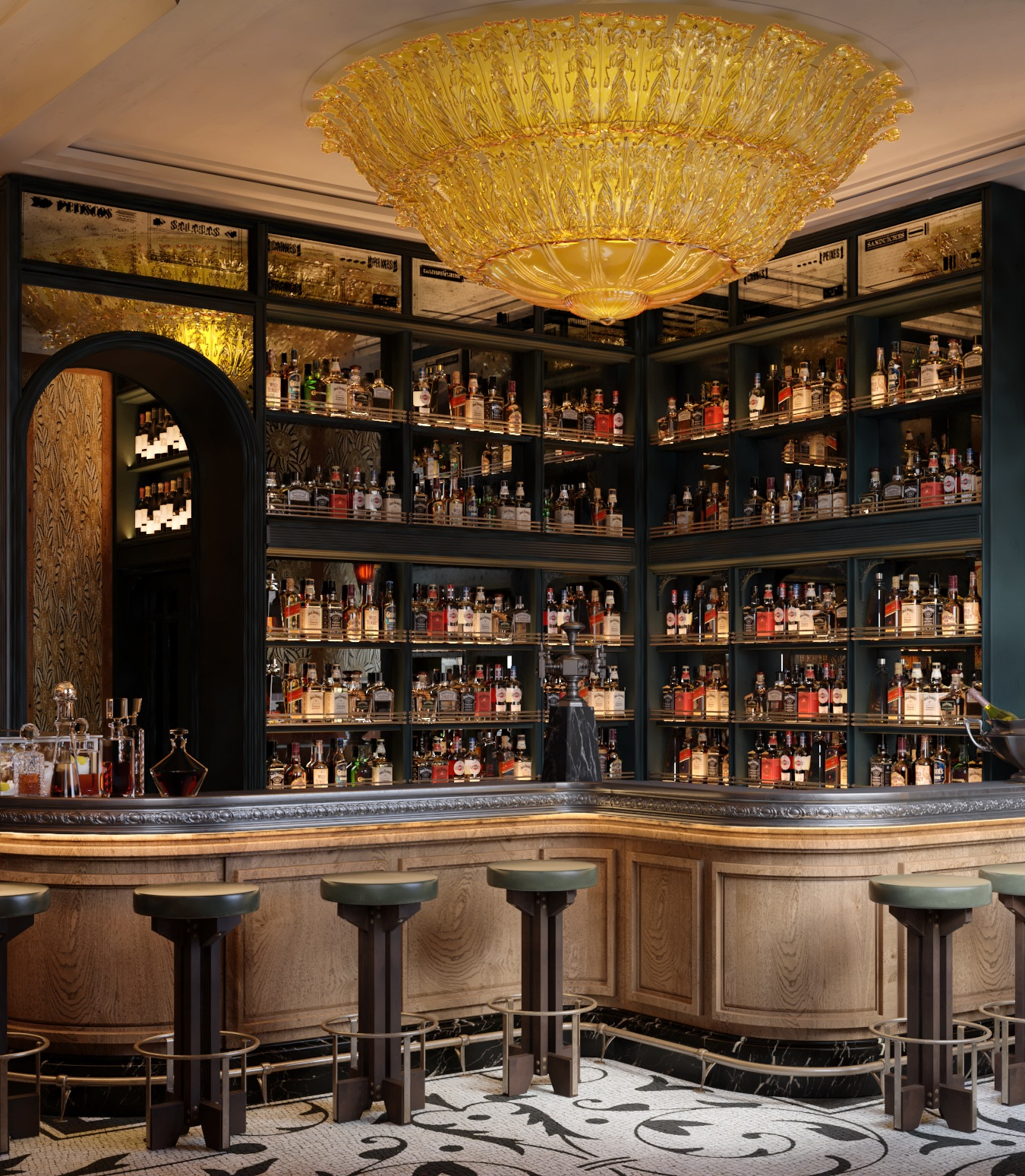Bar Manero, la nueva taberna neocastiza llega a Madrid