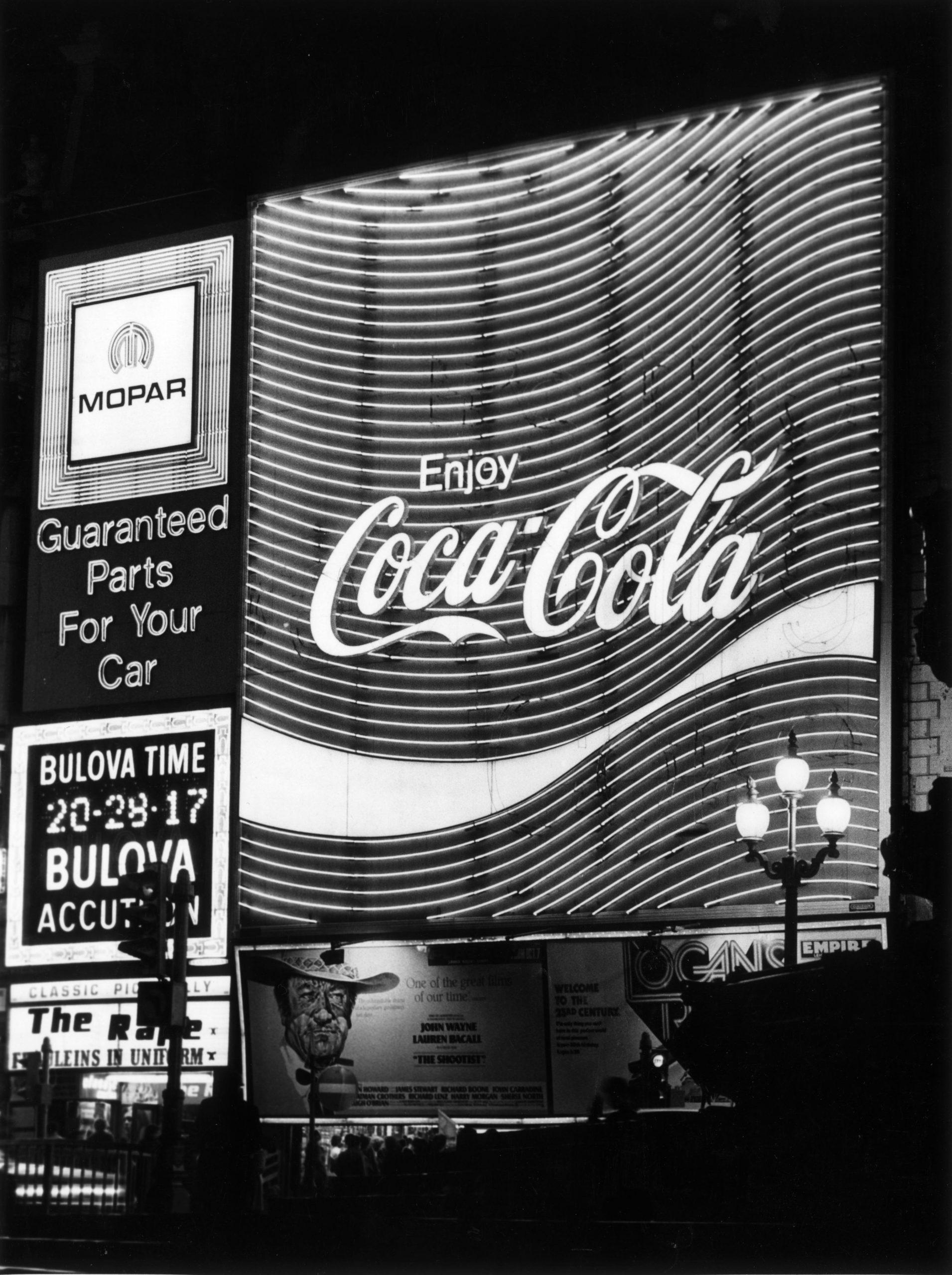 Poster Coca-Cola