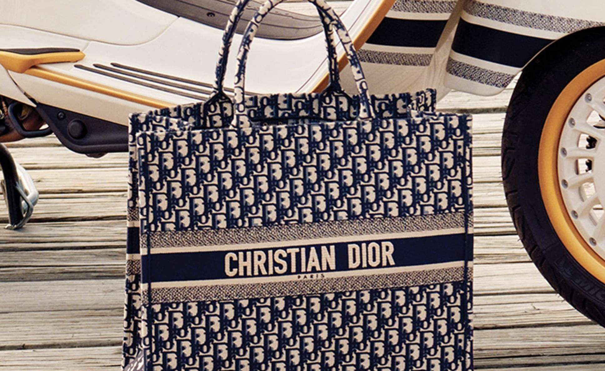 Vespa 946 de Dior