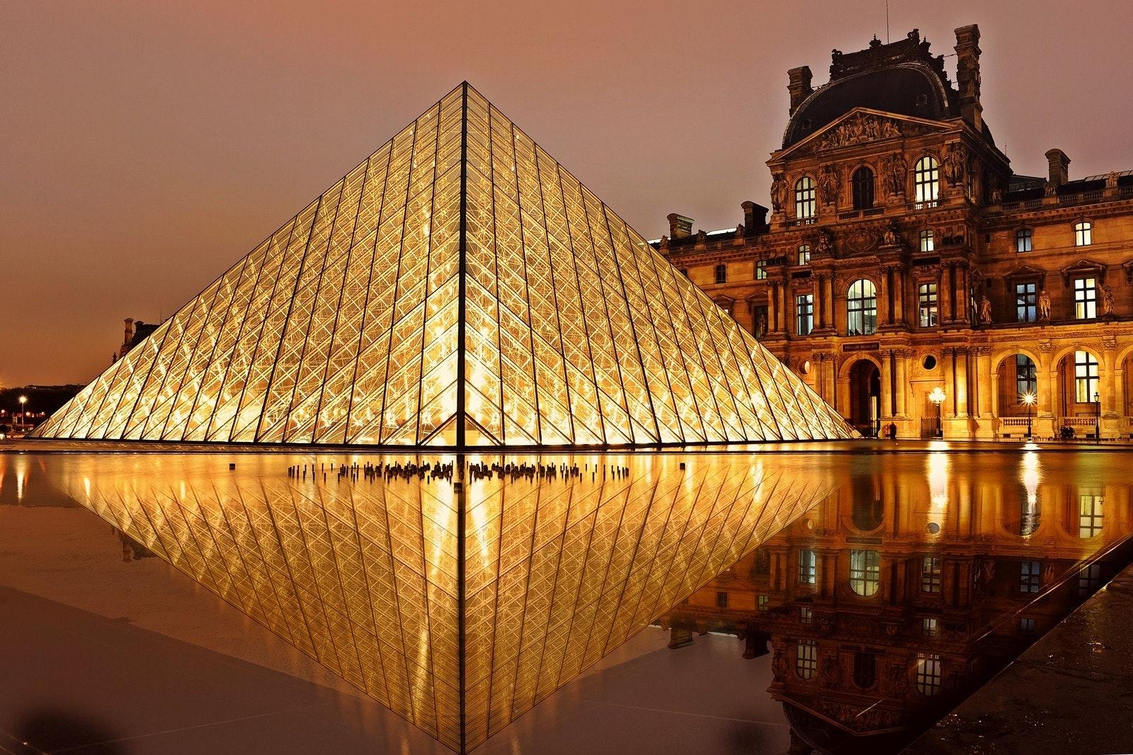 Louvre, París