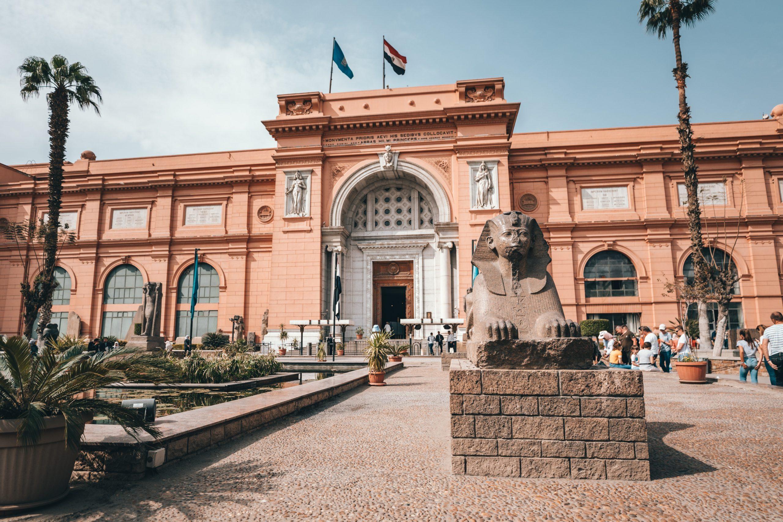 Museo Egipcio, El Cairo