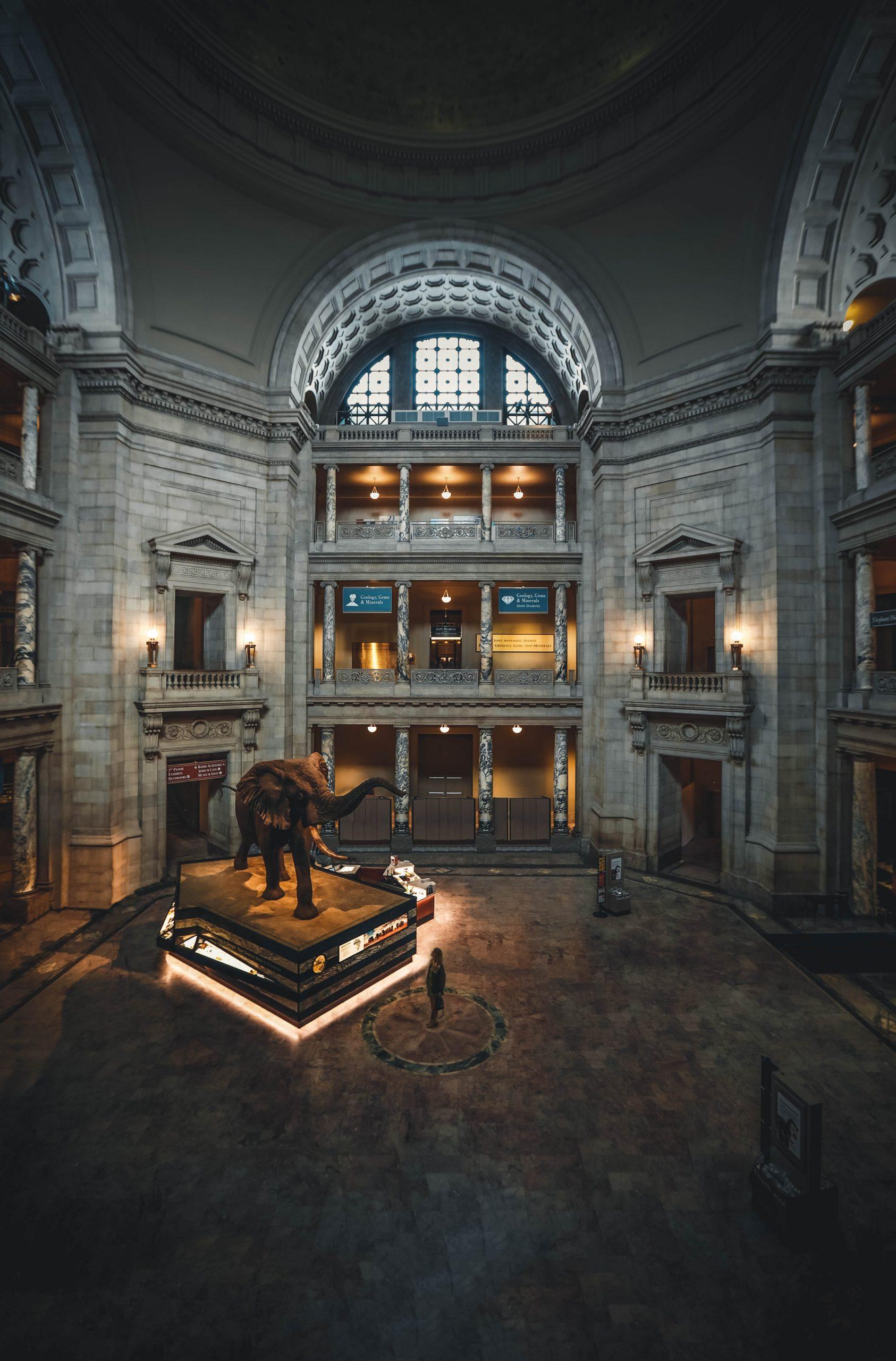 Museo Smithsonian, Washington