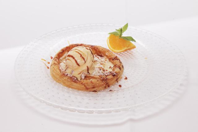 Tarta de manzana / Foto: Grupo Oter