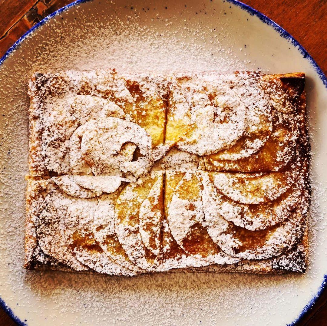 Tarta de manzana / Foto: Aspen