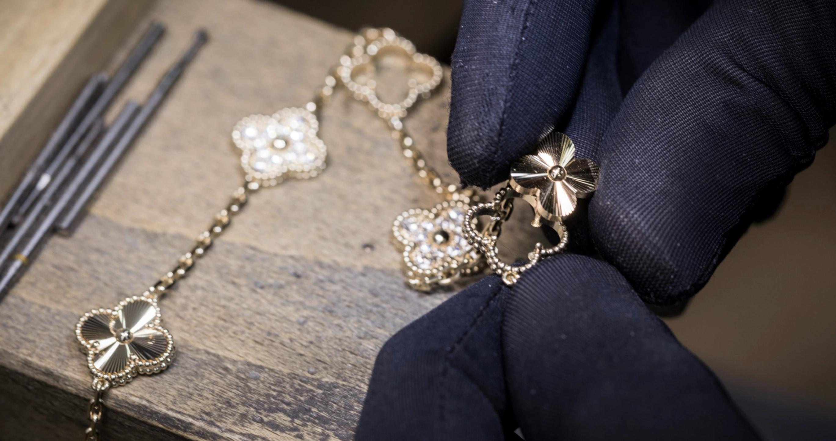 'Frivole' de Van Cleef & Arpels: joyas florales con 'savoir faire'