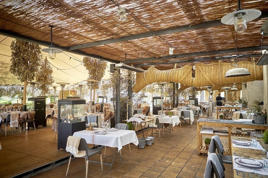 La terraza / Foto: Restaurante Filandón