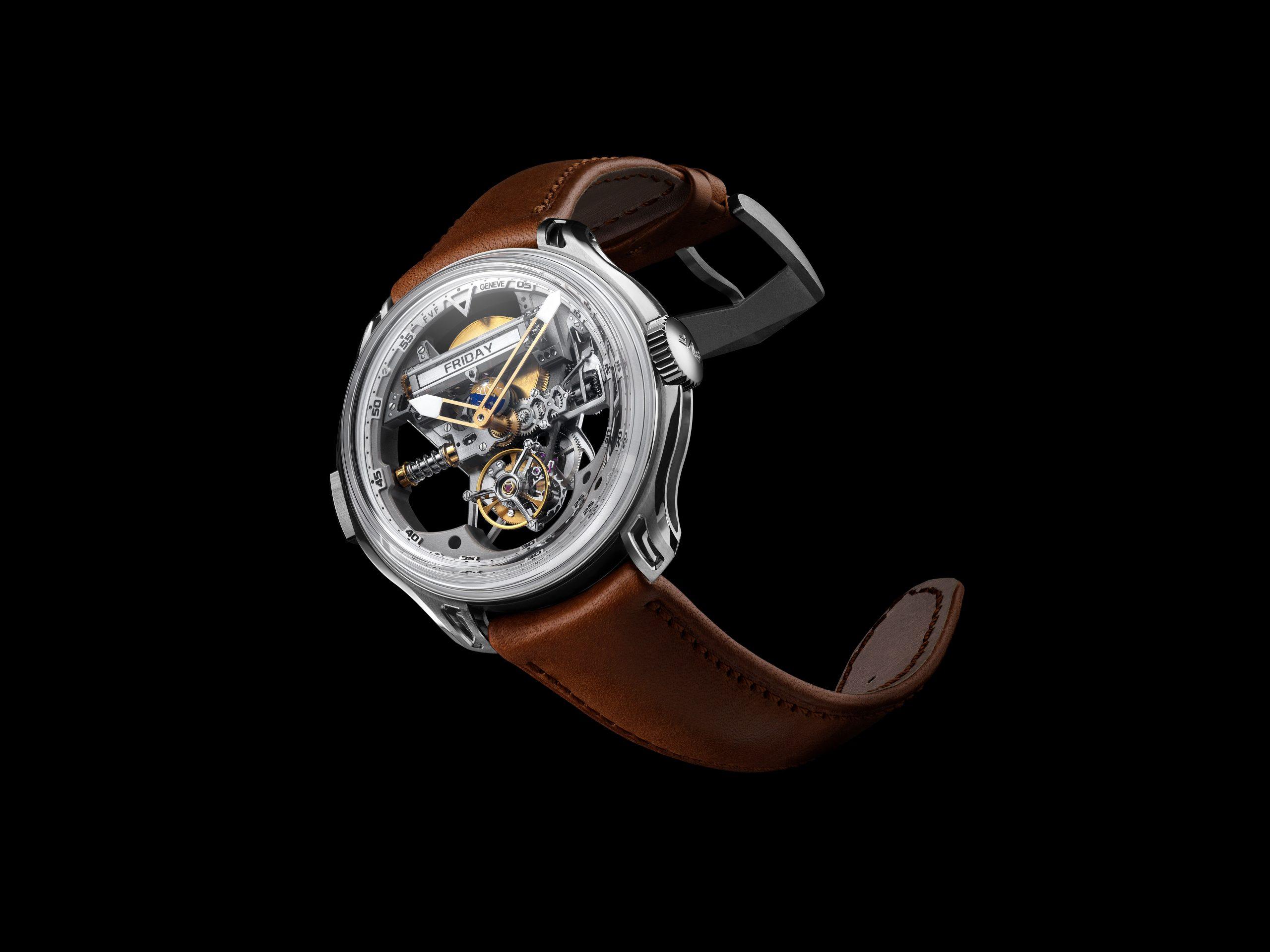 Una nueva tendencia en la alta relojería: FVF, por Pablo Cantos